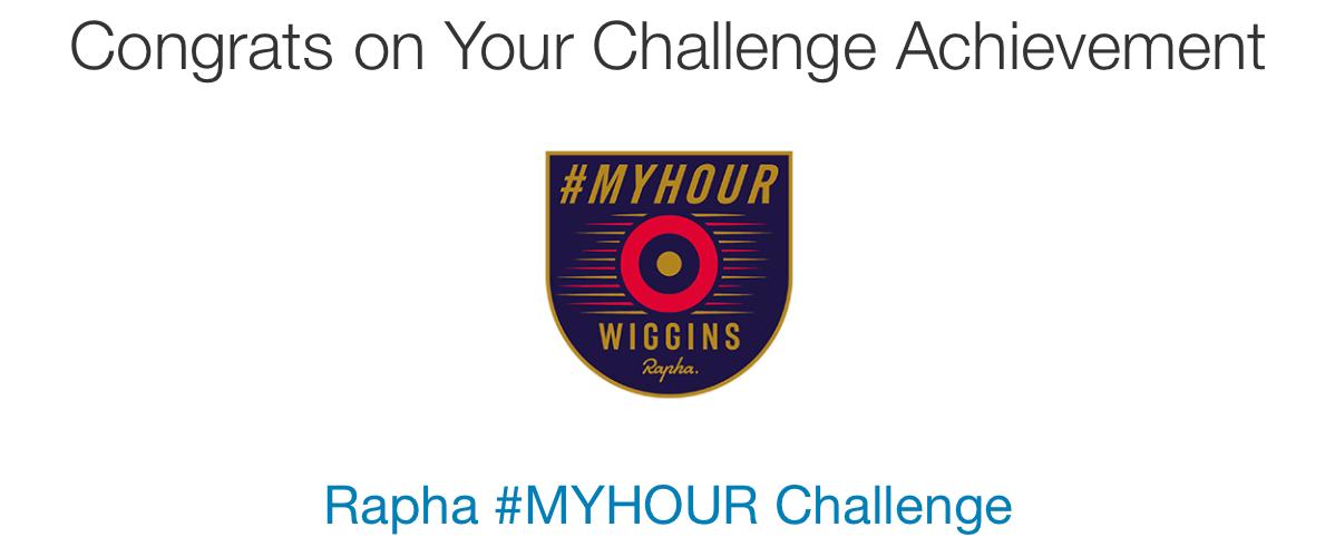 #myHour