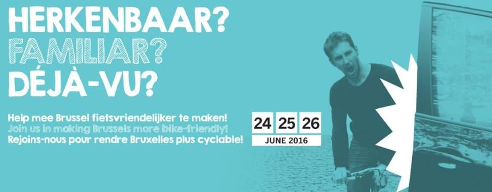 Cyclehack BXL 2016